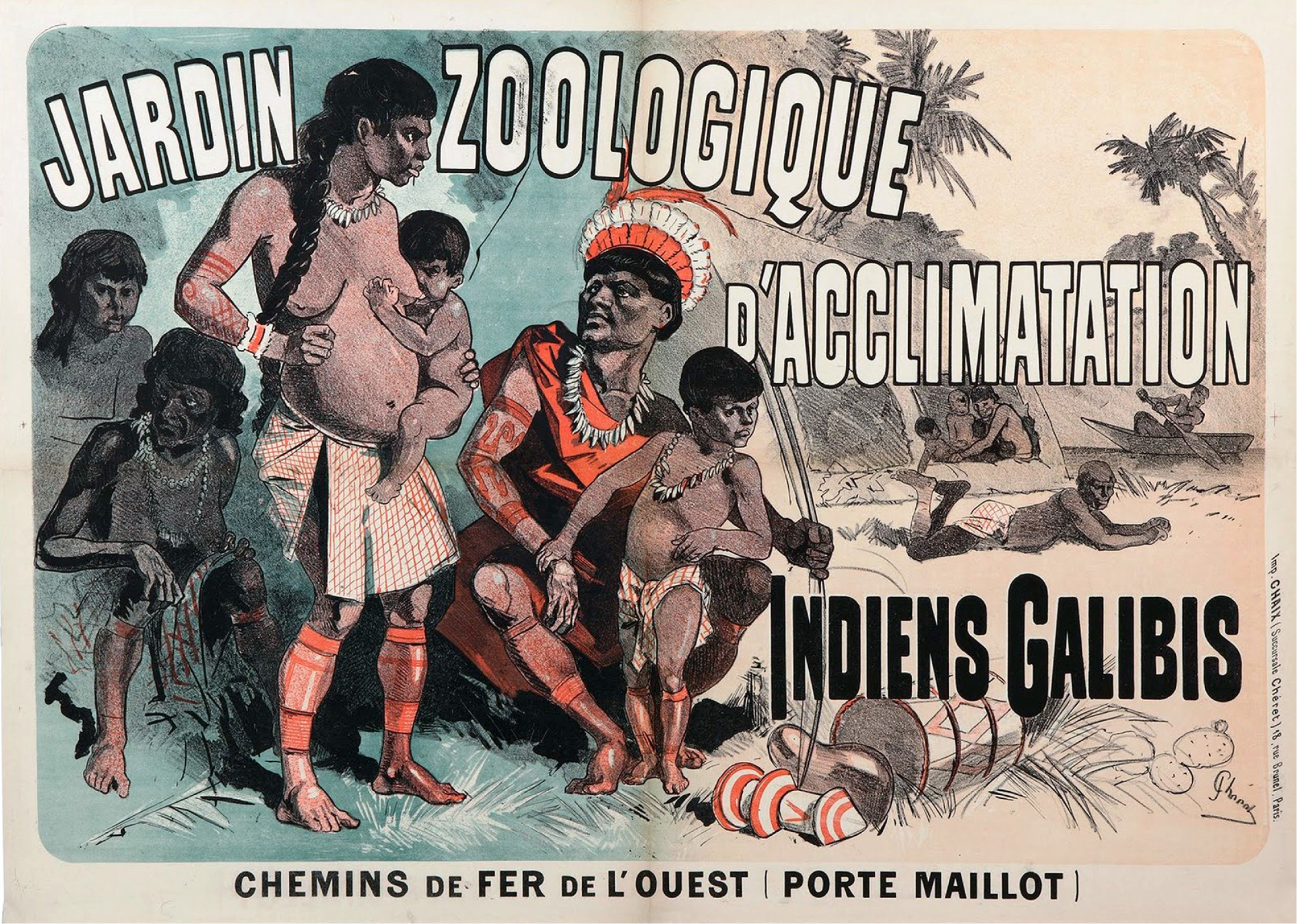 Human Zoos or Ethnic Shows? Essence and contingency in Living ...