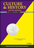 Portada de Culture & History Digital Journal